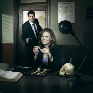 A Trio of Bones Promotional Photos
