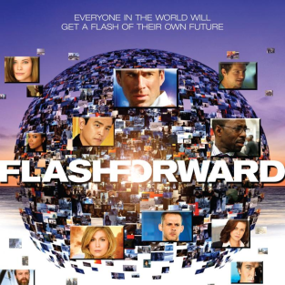 FlashForward Poster: A Flash of the Future