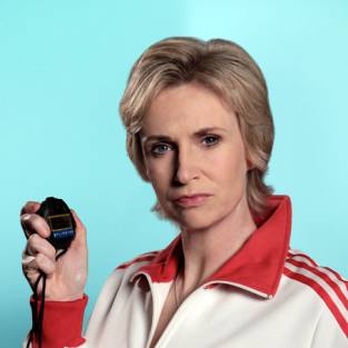 Jane Lynch Dishes on Glee Character
