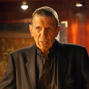 Leonard Nimoy Speaks on William Bell