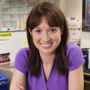 Ellie Kemper and Angela Kinsey Dish on Subtle Sexuality, The Office Baby and More