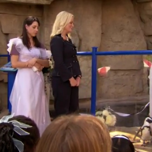 "Parks and Recreation Recap & Quotes: ""Pawnee Zoo"""