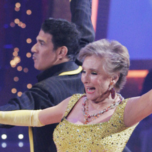 Cloris Leachman Eliminated from Dancing with the Stars