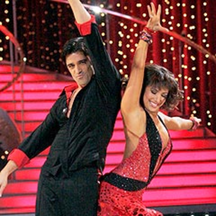 Gilles Marini Dishes on Dancing with the Stars