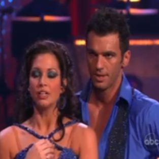 Dancing with the Stars Recap: A Perfect Samba