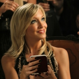 Blair Beware: Katie Cassidy to Shake Up Gossip Girl