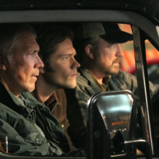 "Supernatural Clip, Photos from ""The Curious Case Of Dean Winchester"""