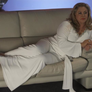 Kathleen turner on californication
