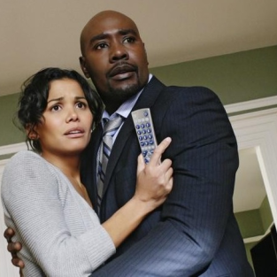 Morris Chestnut Previews Anti-Visitors Faction on V