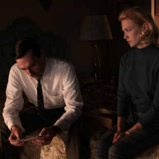 "Mad Men Review: ""The Gypsy and the Hobo"""