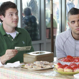 Glee Co-Star Promises More of Finn and Rachel