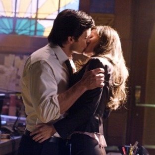 "Smallville Episide Stills from ""Crossfire"""