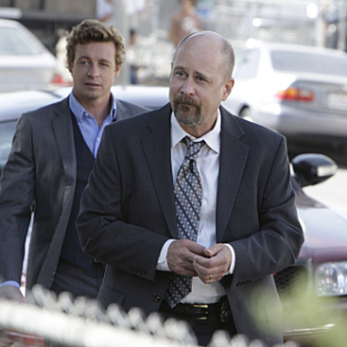 Terry Kinney Bids Farewell to Sam Bosco, The Mentalist