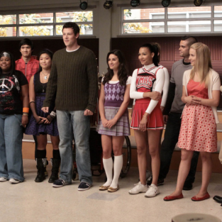 "What did you think of the Glee episode ""Sectionals?"""