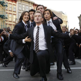 "How I Met Your Mother Review: ""Girls vs. Suits"""