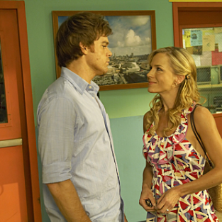 Julie Benz to Appear on Dexter Season Premiere