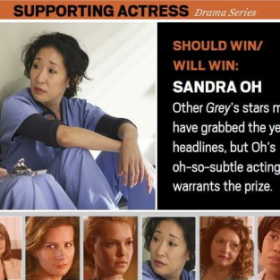 Who Will Win Best Supporting Actress Honors?