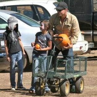 Justin Chambers: Pumpkin Style