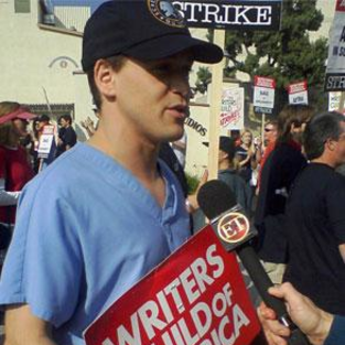 Grey's Anatomy Cast Supports Striking Writers