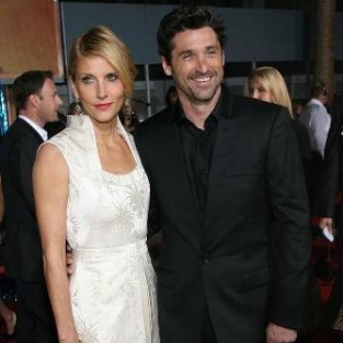 "Patrick & Jillian Dempsey at ""Enchanted"" Premiere"