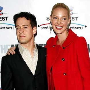 T.R. Knight: In Katherine Heigl's Wedding Party