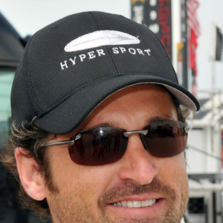 Patrick Dempsey: Off to the Races
