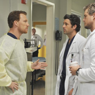 Kevin McKidd Discusses Dr. Owen Hunt, Grey's Anatomy