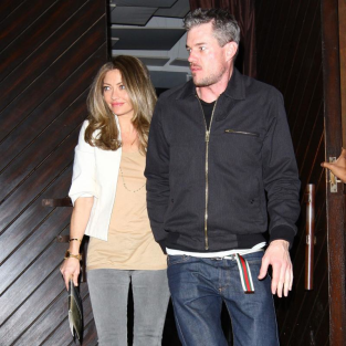Mr. and Mrs. McSteamy Go to Dinner