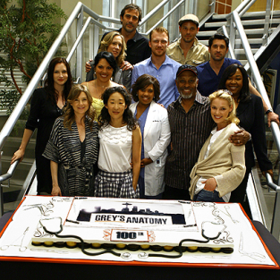 Happy 100th Episode, Grey's Anatomy!