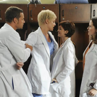 "Grey's Anatomy Recap: ""Invasion"""