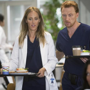 Kim Raver Joins Grey's Anatomy Cast Full-Time