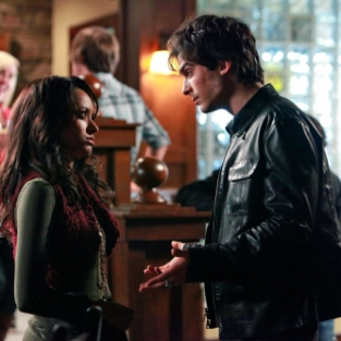 "Katerina Graham Teases ""Stronger"" Bonnie on Season Two of The Vampire Diaries"