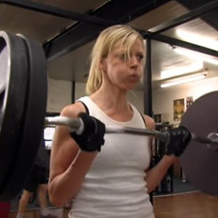 Sweet dee training