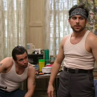 Charlie and mac get hard