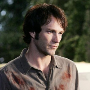 "Ahead on True Blood: An ""Erotic Connection"" Between Bill and Sam"