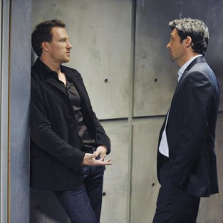 Coming to Grey's Anatomy: Owen-Derek Bonding!