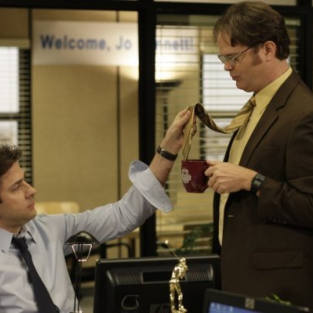 "The Office Review: ""Manager and Salesman"""