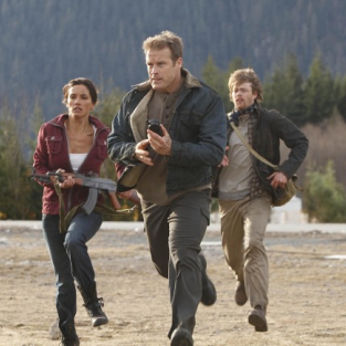 "Human Target Review: ""Salvage & Reclamation"""