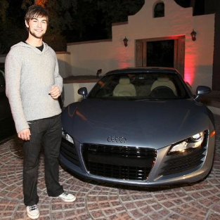 Chace Crawford: Hot Wheels, Hot Guy