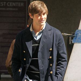 What a Hunk: Chace Crawford Out For a Stroll