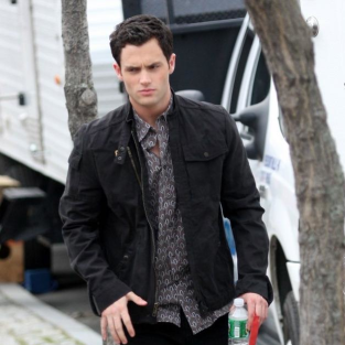 Penn Badgley: What a Stud
