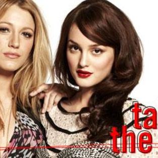 Blake Lively & Leighton Meester: Nylon Girls