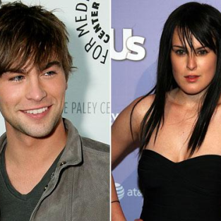 Chace Crawford and Rumer Willis?