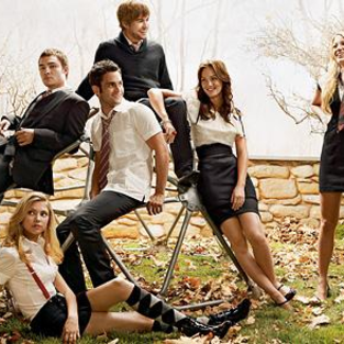 Gossip Girl Gossip: Life Imitating Art