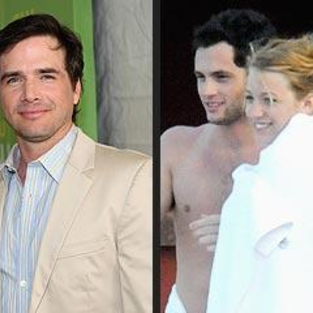 Matthew Settle Comments on Blively Romance