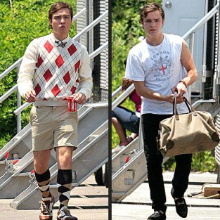 Gossip Girl Fashion Watch: Ed Westwick