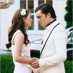 Leighton Meester Comments on Blair-Chuck Love