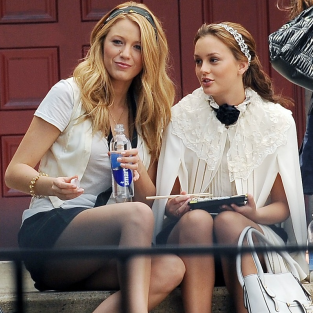 Sushi on the Steps For Gossip Girl Gals