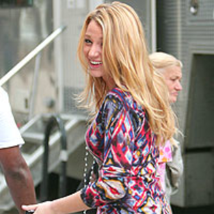 Blake Lively: Beautiful Birthday Girl