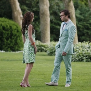 Gossip Girl Spoilers: Blair and Chuck Style